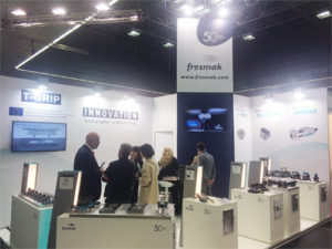 Fresmak at Sub-contracting show in Bilbao