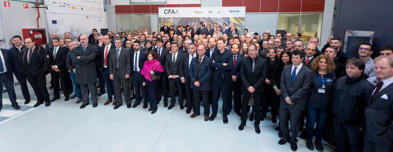Opening of the CFAA
